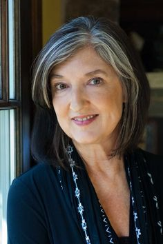 Barbara Kingsolver- a powerful writer that has filled many long hours for me. The beauty pours out through her language in a way a could never create.