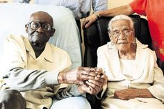 Rockland County's oldest might just be the oldest couple in the world will set to celebrate their birthdays in a very special way in the presence...