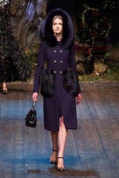 Défile Dolce & Gabbana Prêt-à-porter Automne-hiver 2014-2015 - Look 35