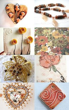April Flowers by RuthsArtWork --Pinned with TreasuryPin.com Team Blog: http://aweteam.blogspot.com Etsy Team Page: https://www.etsy.com/teams/5635/aweteam