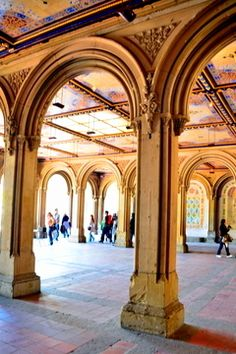 Central Park NYC  Walked through here!! So beautiful!!!