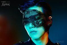 VIXX are blindfolded in teaser images for last part of trilogy 'Kratos' | allkpop.com  Hyuk