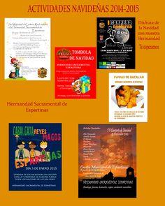 Actividades navideñas en Espartinas organizadas por sus Hermandades