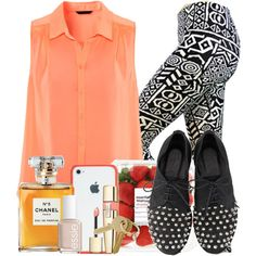 Untitled #820, created by xhappymonstermusicx on Polyvore