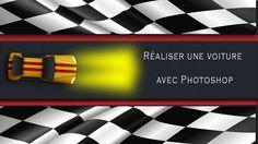 Réalisons une voiture avec Photoshop