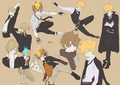 Reborn Katekyo Hitman, Hitman Reborn, Mafia, Manga Art, Anime Art, Best Animes Ever, Cartoon Movies, Haikyuu, Anime Characters