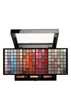 A great gift for girls in their teens or friends who love make-up.  Only $45, Nordstrom ultimate make-up set.