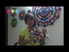 Mandala  Arco Iris en Flor - YouTube