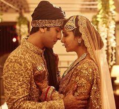 #RanbirKapoor @ranbirkapoor in a #Sabyasachi #Sherwani for the Movie #AeDilHaiMuskhil #ADHM @dharmamovies #HandCraftedInIndia #TheWorldOfSabyasachi @ranbirkapoork