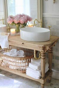 268 Best Bathroom Decor Ideas Images Bath Room Beach Cottage