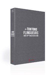 Les Tontons flingueurs Combo 2 Blu-Ray + 2 DVD Edition 50ème Anniversaire Limitée et Numérotée à 5000 exemplaires Inclus le scénario original de 608 pages (inédit) - le CD de la bande originale et le Livre