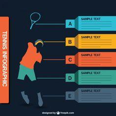 tennis-infographic-vector_23-2147488665.jpg (626×626)