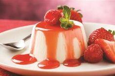 Panna cotta : le dessert piémontais par excellence !