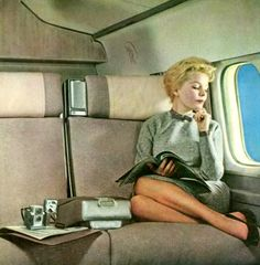 United Airlines - DC-8 - 1960