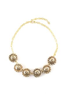 Durdevan Necklace by LAB by Laura Busony