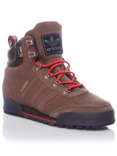Adidas Brun-Scarlet-Core Svart Jake Boot 2.0 Boots