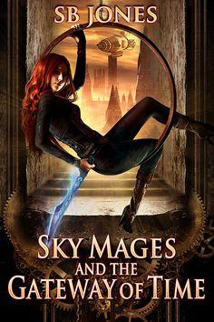 awesome Requiem (The Eternal Gateway Book Good Books, My Books, Steampunk Book, Steampunk Furniture, Beautiful Book Covers, Book Themes, Self Publishing, Book 1, Vape