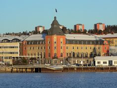 Hotell Statt in Örnsköldsvik. | Flickr - Photo Sharing!