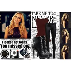 "Lovin these boots!! ""Claire Holt"" by bethxdavies on Polyvore rebekah the vampire diaries"