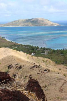 Hiking the volcanic Yasawa Islands of Fiji via The World on my Necklace