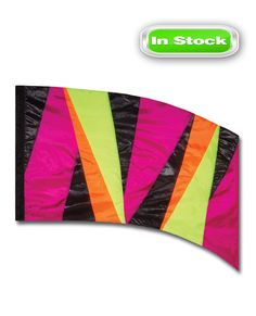 Performance Flag 24 - 771207: Marching Band | Color Guard | Drum Corp | Winter Guard Store--- $34.75