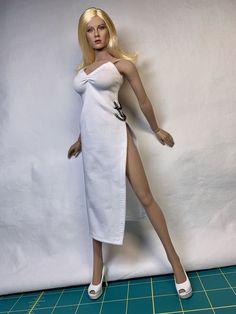 TBLeague Phicen 1//12 Female White t-shirt /& Pink Short Skirt Clothes Set