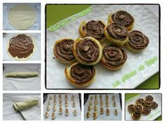Escargots au Nutella