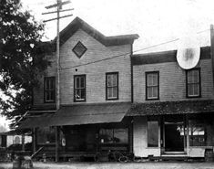 Strickland's store in Plant City Florida in the 1910's