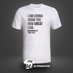 """05a277e3654ec La playera """"I am gonna show – Muhammad Ali"""" es ideal para regalar a"""