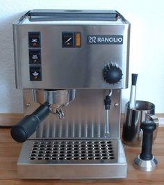 Rancilio Miss Silvia – KaffeeWiki - die Wissensdatenbank rund um Espresso, Espressomaschinen und Kaffee