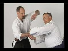 Kotegaieshi: Basic Aikido Techniques : Kotagaeshi Wrist Lock from a Bear Hug - YouTube