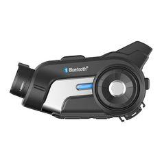 Sena 10C Bluetooth Headset & Camera - @RevZilla