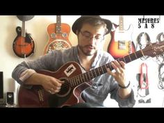 Shape of my heart (Sting) - Cours de guitare (1/2) + TABS - YouTube