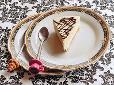 Mascarpone cake without baking Mascarpone Cake, No Bake Cheesecake, Time To Eat, Raw Food Recipes, Easy Desserts, Yummy Treats, Biscuit, Panna Cotta, Waffles