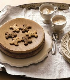 Low Carb Gingerbread Cheesecake