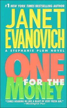 The Complete List of Books by Janet Evanovich: 1994 - 'One for the Money'