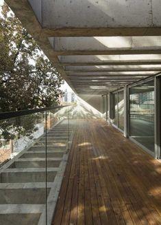 Gallery of Enrique Martínez Building / Proyecto C - 12
