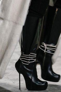 Rick Owens Fall/Winter 2013 Footwear   Paris Fashion Week