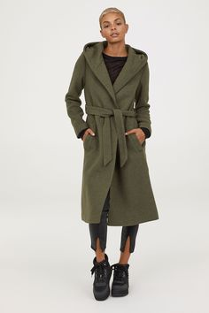 Long Wool Coats on Our Editors Must-Have Lists