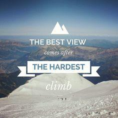 A világ is több sokkal, ha kinyújtózunk, nagy hegyekre mászunk. /József Attila /