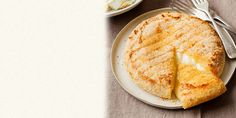 Fromage pour Tartiflette RichesMonts pané au miel et salade d'endives
