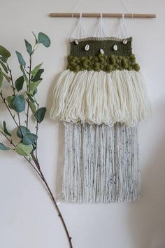 Woven Wall Hanging, Wall Hangings, Tassel Necklace, Dream Catcher, Interiors, Boho, Trending Outfits, Unique Jewelry, Handmade Gifts