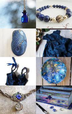 Message in a Bottle by Alta on Etsy--Pinned with TreasuryPin.com