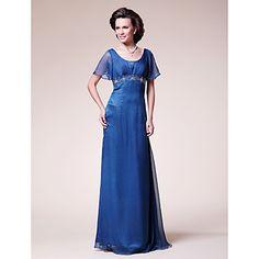 DIXIE - Vestido de Madrina de Gasa - EUR € 81.67