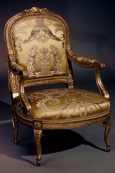 Georges Jacob Armchair