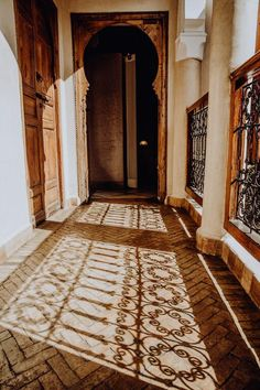 This Riad is inside the Medina of Marrakech, a 10 minute walk from Jamaâ El Fna Square. Marrakesh, Travel Around The World, Around The Worlds, Riad, Desert Tour, Inside Outside, Morocco Travel, Trotter, Garden Spaces