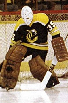 Paul Hoganson - Cincinnati Stingers