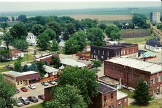 My home for the last 10 years, Brocton, Illinois