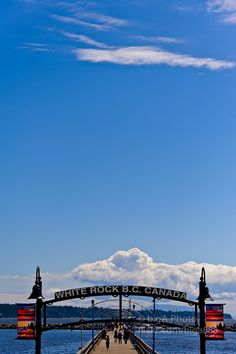 White Rock 2011 by BigA888, via Flickr Clouds, Seasons, Mountains, Rock, Nature, Travel, Outdoor, Outdoors, Naturaleza