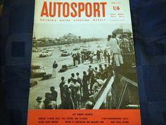 PETER COLLINS PHIL HILL WIN SEBRING 12 HOURS 1958 FERRARI 250 TR PORSCHE 718 RSK